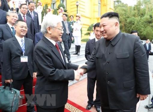 Báo Rodong Sinmun của Triều Tiên ca ngợi mối quan hệ với Việt Nam