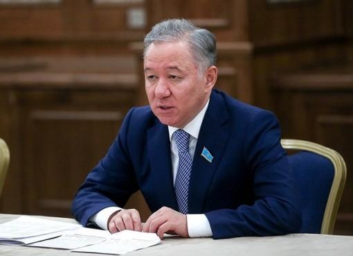 Chủ tịch Hạ viện Cộng hòa Kazakhstan bắt đầu thăm chính thức Việt Nam