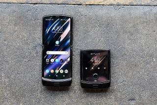 Huyền thoại Motorola Rarz chính thức 'hồi sinh' với thiết kế màn hình gập