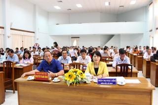 Nâng cao công tác phối hợp thực hiện Đề án Xây dựng trường học đạt chuẩn quốc gia trên địa bàn tỉnh