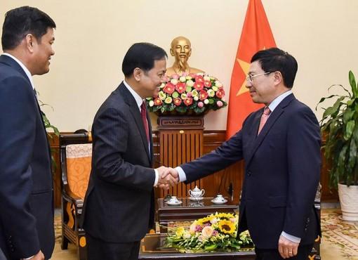 Việt Nam, Myanmar nhất trí tăng cường phối hợp trong năm 2020