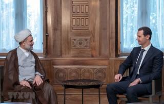 Syria, Iran khẳng định lập trường đoàn kết đối phó với kẻ thù chung