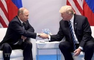 Tổng thống Putin hy vọng Tổng thống Mỹ thăm Nga vào năm tới