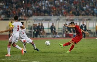 Truyền thông Hàn Quốc hết lời ngợi khen đội tuyển bóng đá Việt Nam
