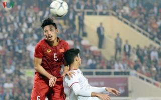 """Đoàn Văn Hậu tranh giải """"Cầu thủ trẻ xuất sắc nhất châu Á"""""""