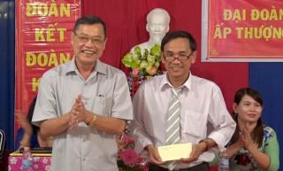 Nô nức ngày hội Đại đoàn kết tại huyện Phú Tân
