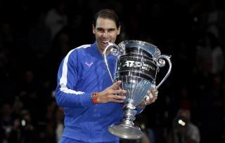 Rafael Nadal khép lại năm 2019 ở ngôi vị số 1 thế giới