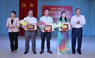 Châu Thành thành lập Quỹ Khuyến học – Khuyến tài Trường Tiểu học A Vĩnh Thành