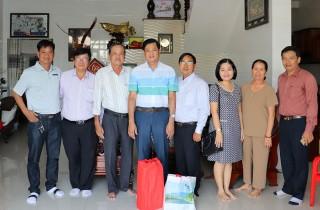 Hiệp hội Doanh nghiệp tỉnh làm việc với các doanh nghiệp tại huyện Phú Tân