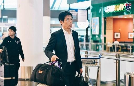 Tuyển Thái Lan tới Hà Nội, sẵn sàng đấu Việt Nam với 'bài tẩy'