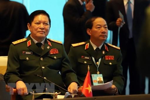 Hội nghị hẹp Bộ trưởng Quốc phòng ASEAN: Hợp tác an ninh bền vững