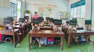 Từng bước nâng cao chất lượng giáo dục, đáp ứng yêu cầu đổi mới