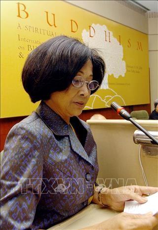 Campuchia: Công chúa Campuchia Norodom Buppha Devi qua đời ở tuổi 76