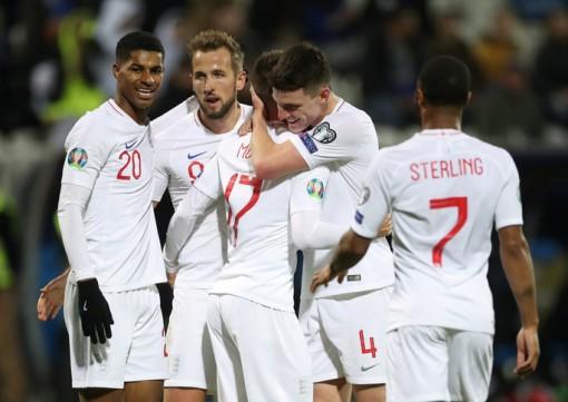 Tuyển Anh đại thắng 4 sao, đoạn kết mỹ mãn vòng loại Euro