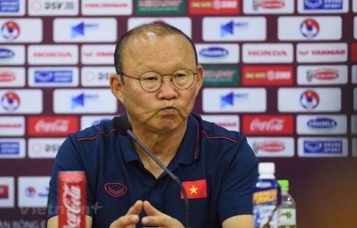 HLV Park Hang-seo: Công Phượng sẽ ghi bàn và tỏa sáng trước Thái Lan