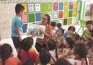 Trân quý nghề giáo viên mầm non
