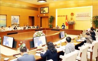 Phiên họp lần thứ nhất Ban Chỉ đạo quốc gia, Ban Tổ chức AIPA 41