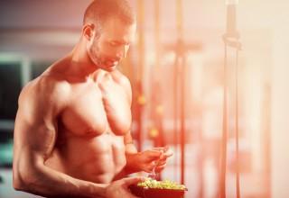 Phát hiện mới: Đàn ông ít cơ bắp dễ bị bệnh tim mạch