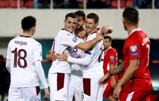 Xác định được 19 đội tuyển tham dự vòng chung kết Euro 2020