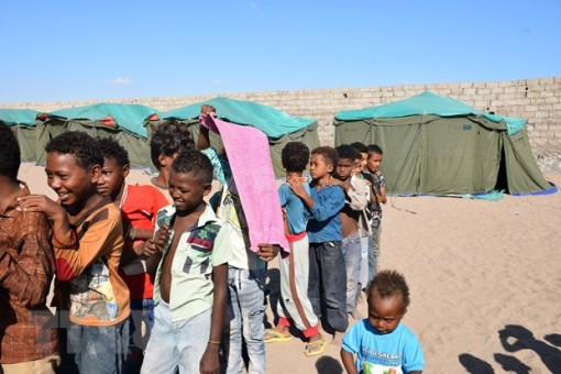 Liên hợp quốc: Thế giới có khoảng 7 triệu trẻ em bị mất tự do