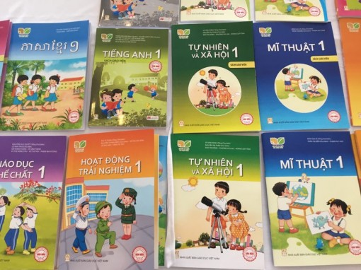 Công bố các bộ sách giáo khoa lớp 1 vào ngày 22-11