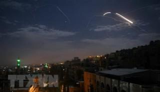 Syria đánh chặn nhiều mục tiêu thù địch nhằm vào thủ đô Damascus