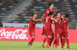 Tuyển Việt Nam vươn lên hạng 94 thế giới, số 1 Đông Nam Á