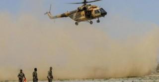 Rơi trực thăng quân sự tại Afghanistan, hai quân nhân Mỹ thiệt mạng
