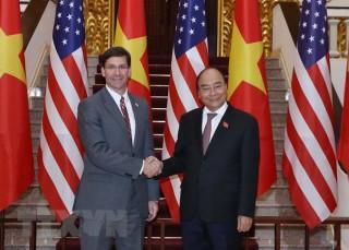 'Việt Nam hết sức coi trọng phát triển hợp tác toàn diện với Hoa Kỳ'