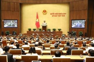 Ngày 21-11, Quốc hội thảo luận hai dự án Luật