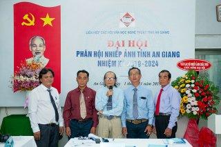 Đại hội Phân hội Nhiếp ảnh tỉnh An Giang nhiệm kỳ 2019- 2024