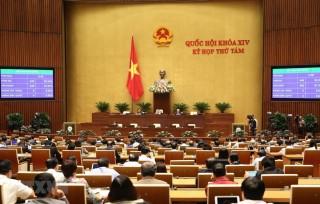 Quốc hội thông qua dự thảo Luật Thư viện với 91,51% đại biểu tán thành