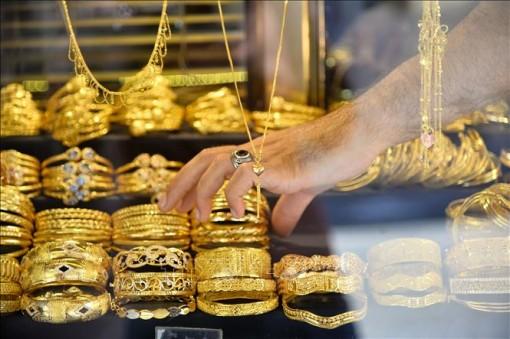 Giá vàng châu Á tăng do quan ngại căng thẳng thương mại Mỹ - Trung