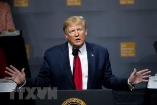 Tổng thống Trump công bố thông tin quan trọng cho chiến dịch tranh cử