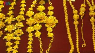 Giá vàng trong nước và thế giới đồng loạt đảo chiều tăng giá