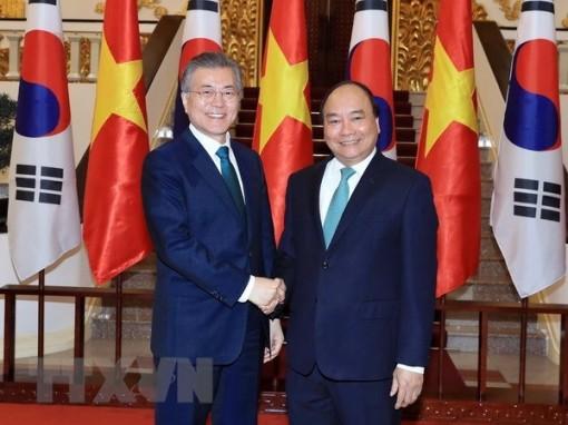 Chuyến thăm chính thức Hàn Quốc của Thủ tướng có ý nghĩa quan trọng