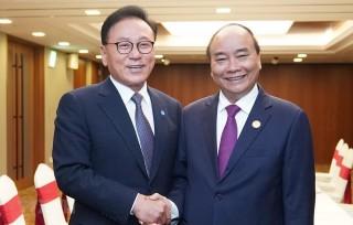 Thủ tướng tiếp Tổng lãnh sự danh dự khu vực Busan-Keangnam