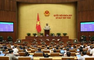 Kỳ họp thứ 8: Quốc hội tiến hành quy trình bầu nhân sự mới