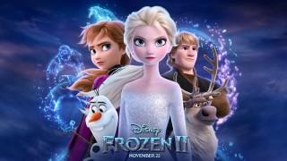 'Frozen 2' là phim hoạt hình có doanh thu tuần đầu cao nhất trong lịch sử