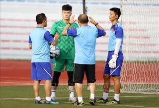 Bóng đá nam Việt Nam bắt đầu chinh phục 'giấc mơ Vàng' SEA Games