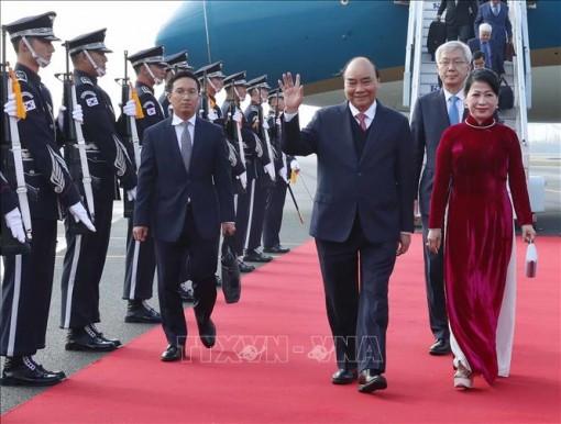 Thủ tướng: Quan hệ đối tác hợp tác chiến lược Việt Nam - Hàn Quốc sẽ phát triển mạnh mẽ