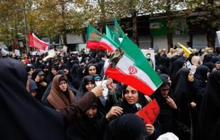 Gần 150 người thiệt mạng trong làn sóng biểu tình ở Iran