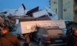 Động đất tại Albania: 4 người thiệt mạng, nhiều dư chấn vẫn xảy ra