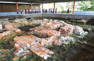 Giá trị khoa học của Khu di tích Óc Eo - Ba Thê, Nền Chùa qua công tác khai quật và nghiên cứu