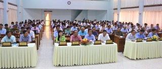 Triển khai Chỉ thị 35 của Bộ Chính trị và Kế hoạch Đại hội Đảng bộ các cấp tiến tới Đại hội lần thứ XI Đảng bộ tỉnh