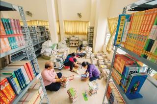 Thư viện tỉnh: Nơi cung cấp các thông tin hữu ích