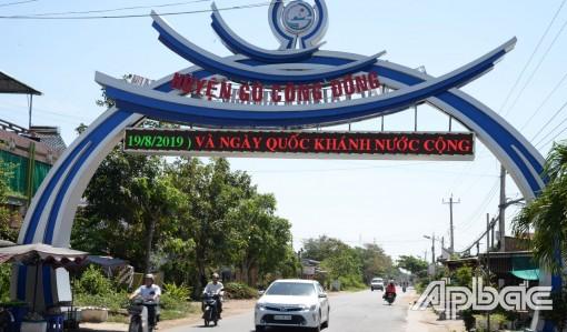 Định hình 2 huyện nông thôn mới