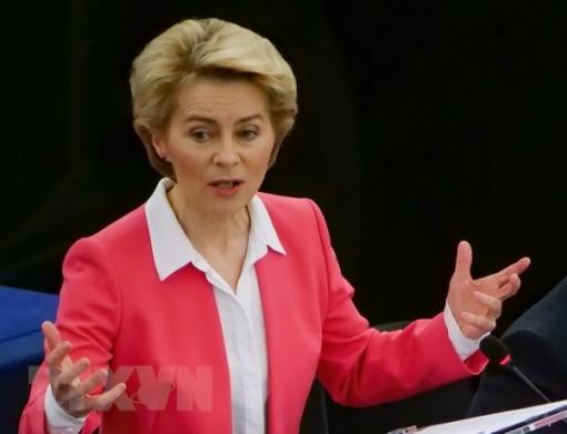 Chủ tịch đắc cử EC cam kết chống lại các nguy cơ biến đổi khí hậu
