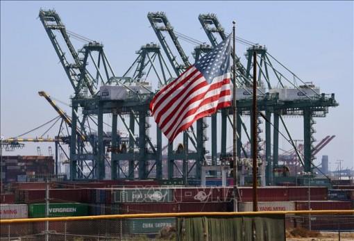 Bộ Thương mại Mỹ điều chỉnh nâng tăng trưởng GDP quý III/2019 lên 2,1%