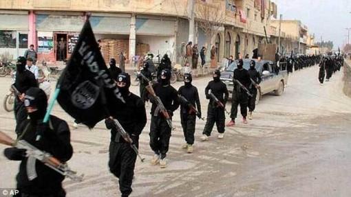 Đòn giáng mạnh vào IS